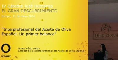 interprofesional aceite de oliva
