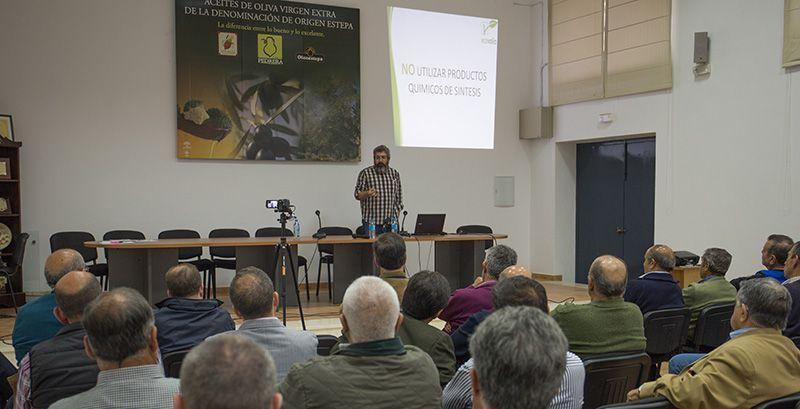 conferencia olivar ecológico